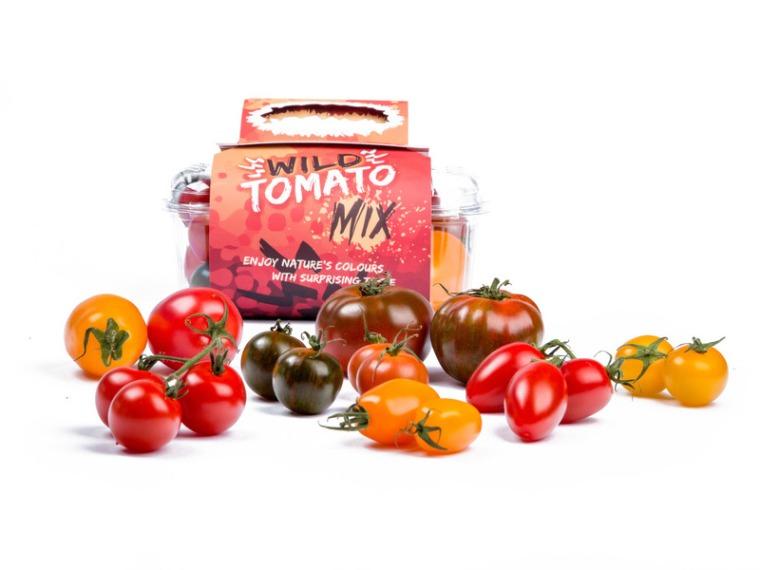 Wilde Tomatenmix