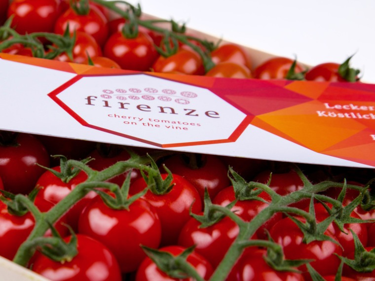 Cherry-Rispentomaten Firenze